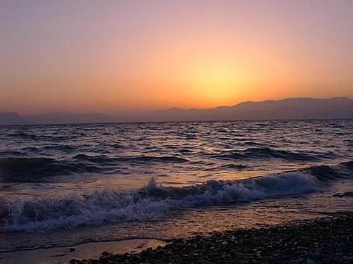 Gailiee Sea
