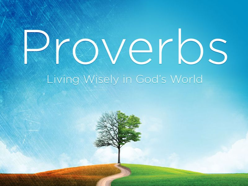Proverbs-Series