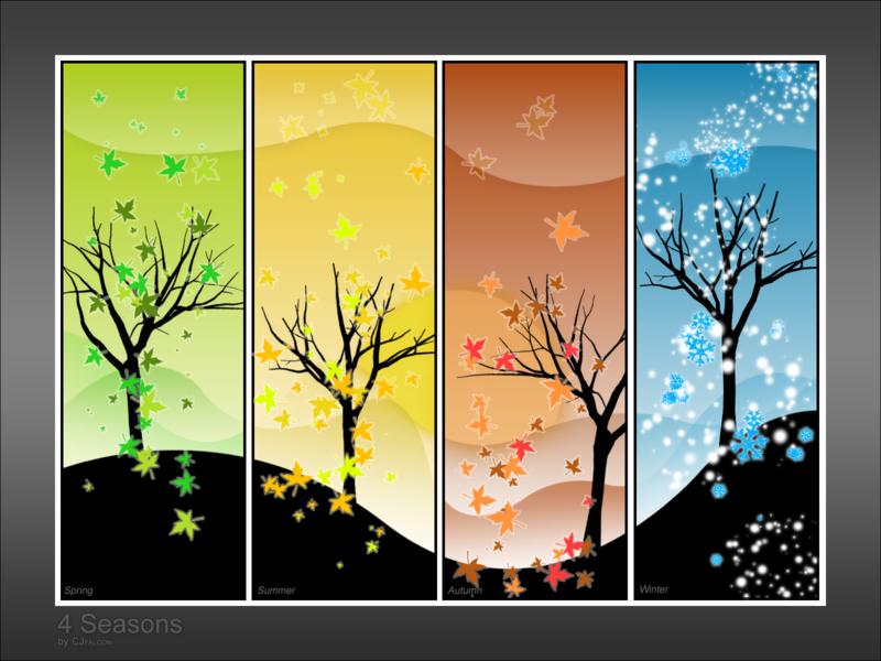4_Seasons_by_CJ_FALCON