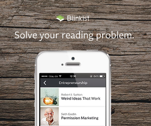 Blinkist-offer