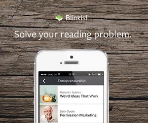 Blinkist-offer
