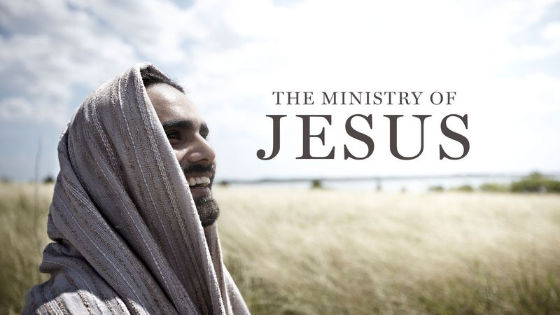 Ministry-of-jesus